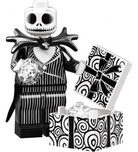 LEGO Disney Seri 2 71024 No:16 Jack Skellington