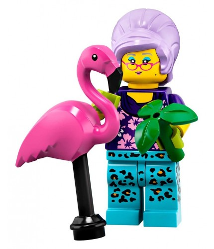 LEGO Seri 19 71025 No:12 Gardener