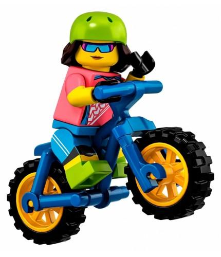 LEGO Seri 19 71025 No:16 Mountain Biker