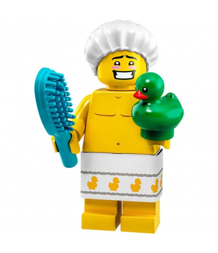 LEGO Seri 19 71025 No:2 Shower Guy