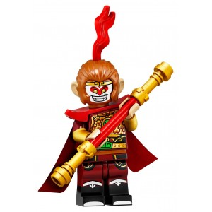LEGO Seri 19 71025 No:4 Monkey King