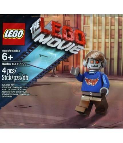 LEGO Movie 5002203 Radio DJ Robot