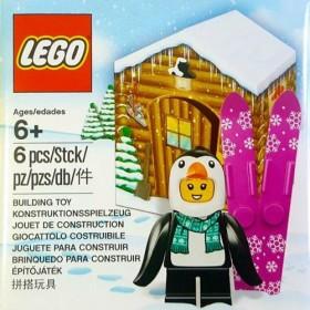 LEGO 5005251 Penguin Suit Girl