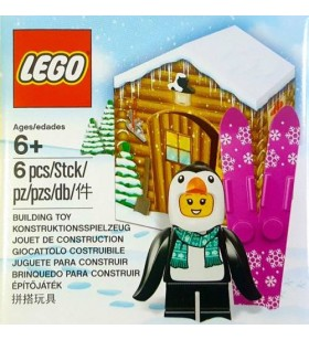 LEGO 5005251 Penguin Suit Girl