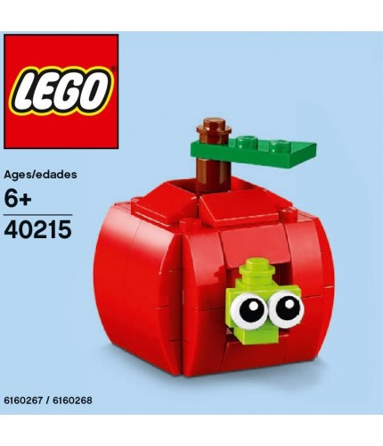 LEGO 40215 ELMA APPLE