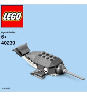 LEGO 40239 NARWHAL