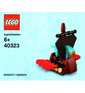 LEGO 40323 VIKING SHIP VİKİNG GEMİSİ