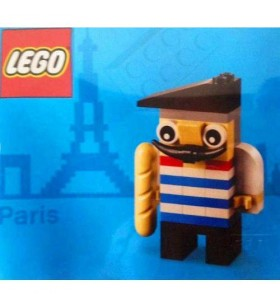 LEGO PARISIAN GUY 6221173 PICK A MODEL PARİS