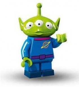 Lego Disney Seri 1 71012 No 2 Alien