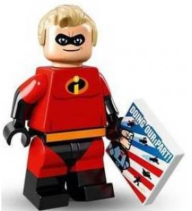 LEGO Disney Seri 1 71012 No:13 Mr. Incredible
