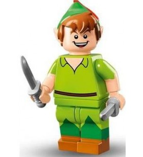 LEGO Disney Seri 1 71012 No:15 Peter Pan