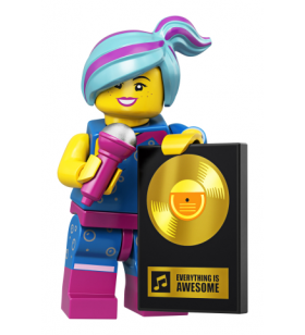 LEGO Movie 2 71023 No:9 Flashback Lucy