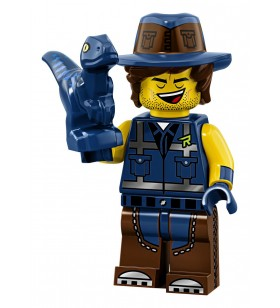 LEGO Movie 2 71023 No:14 Vest Friend Rex