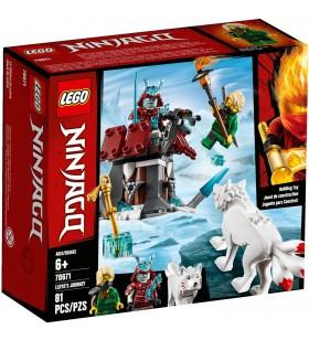 LEGO Ninjago 70671 Lloyd's Journey - Lloydun Serüveni