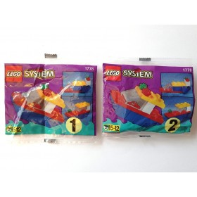 LEGO BASIC 1778 Boat Promotional Polybag 1996