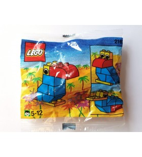 LEGO BASIC 2163 Tucan Promotional Polybag 1997
