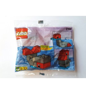 LEGO BASIC 2164 Whale Promotional Polybag 1997