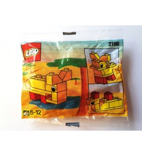 LEGO BASIC 2166 Elephant Promotional Polybag 1997