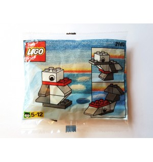 LEGO BASIC 2167 Penguin Promotional Polybag 1997