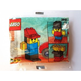 LEGO BASIC 2841 Boy Promotional Polybag 1997