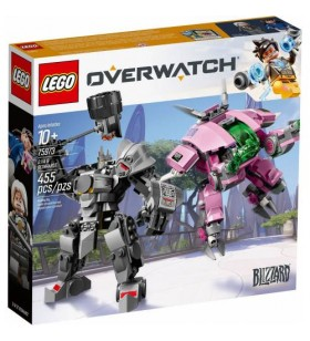 LEGO OVERWATCH 75973 D.Va and Reinhardt