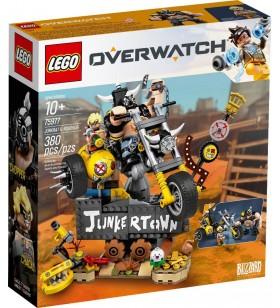 LEGO OVERWATCH 75977 Junkrat And Roadhog