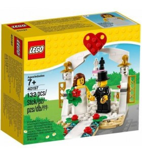 LEGO 40197 Wedding Favor