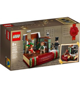 LEGO Exclusive 40410 Charles Dickens Tribute