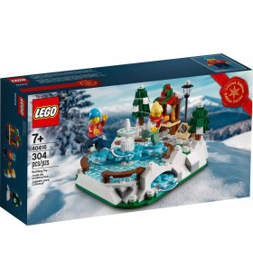 LEGO Exclusive 40416 Ice Skating Rink