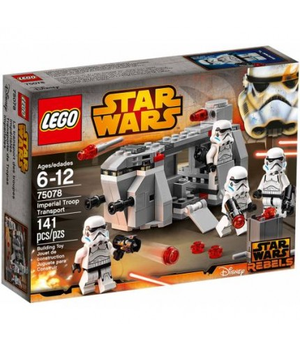 LEGO STAR WARS 75078 IMPERIAL TROOP TRANSPORT BATTLEPACK