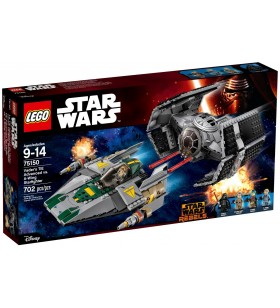 LEGO STAR WARS 75150 Vader's TIE Advanced vs. A-wing