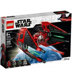 LEGO STAR WARS 75240 Major Vonreg's TIE Fighter