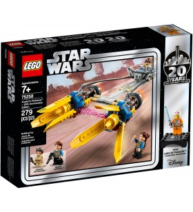 LEGO STAR WARS 75258 Anakin's Podracer 20th Anniv. Ed.