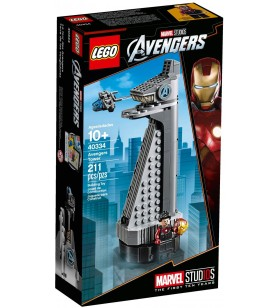 LEGO Super Heroes 40334 Avengers Tower