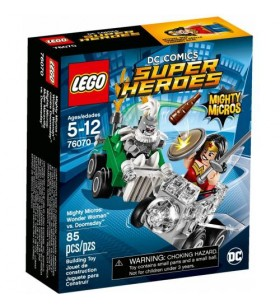 LEGO 76070 Mighty Micros Wonder Woman vs. Doomsday