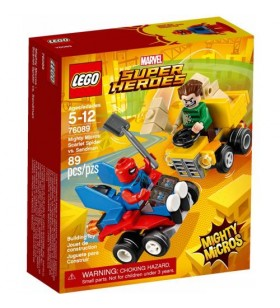 LEGO 76089 Mighty Micros Scarlet Spider vs. Sandman
