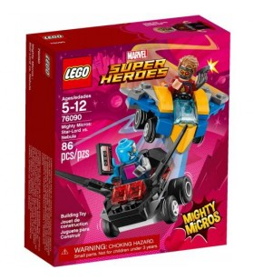 LEGO 76090 Mighty Micros Star-Lord vs. Nebula