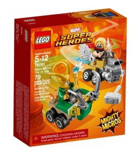 LEGO 76091 Mighty Micros Thor vs. Loki