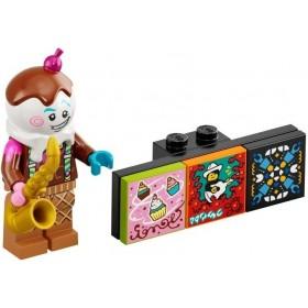 LEGO VIDIYO BANDMATES SERİ 1 43101-1 Ice Cream Saxophonist