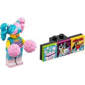 LEGO VIDIYO BANDMATES SERİ 1 43101-10 Candy Cheerleader