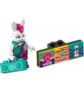 LEGO VIDIYO BANDMATES SERİ 1 43101-11 Bunny Dancer