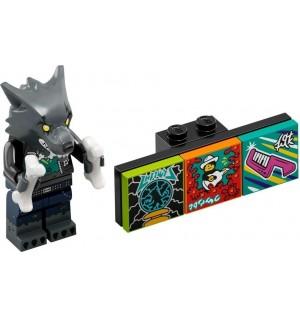 LEGO VIDIYO BANDMATES SERİ 1 43101-12 Werewolf Drummer