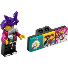 LEGO VIDIYO BANDMATES SERİ 1 43101-2 Samurapper