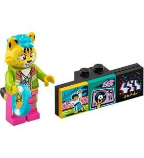 LEGO VIDIYO BANDMATES SERİ 1 43101-4 DJ Cheetah