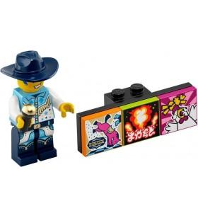 LEGO VIDIYO BANDMATES SERİ 1 43101-6 Discowboy