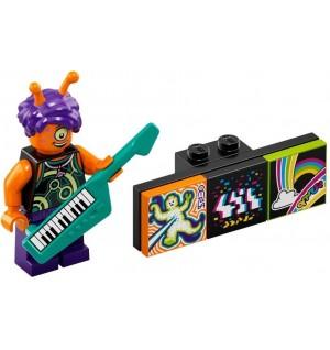 LEGO VIDIYO BANDMATES SERİ 1 43101-9 Alien Keytarist