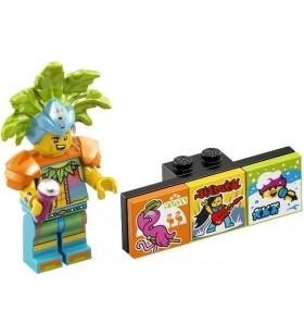 LEGO VIDIYO BANDMATES SERİ 2 43108-10 Carnival Dancer