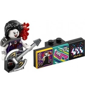 LEGO VIDIYO BANDMATES SERİ 2 43108-11 Vampire Bassist