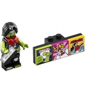 LEGO VIDIYO BANDMATES SERİ 2 43108-12 Zombie Dancer