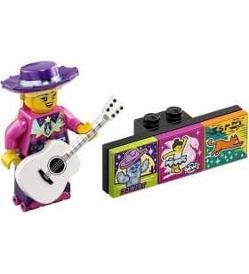 LEGO VIDIYO BANDMATES SERİ 2 43108-2 Discowgirl Guitarist